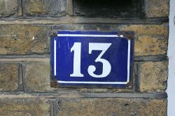 House number could be a thing of the past.