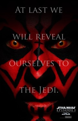 Darth Maul makes his return to the big screen