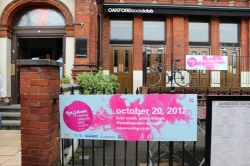 Oxjam took place at the Oakford Social Club as well as 5 other venues.